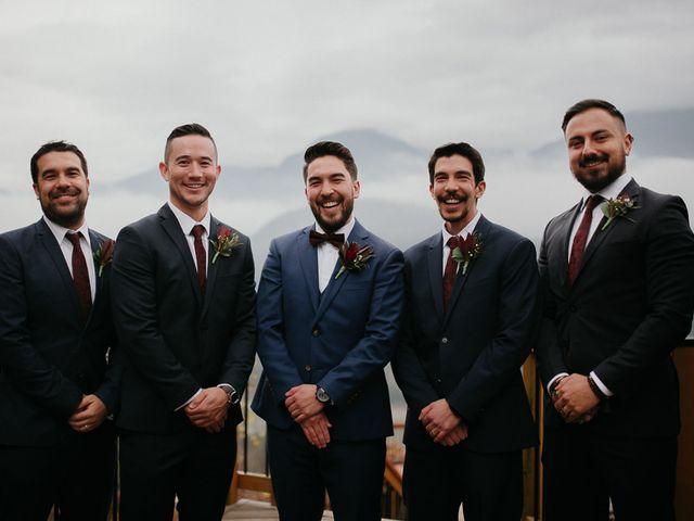 Catalina and Garrett's wedding in Hope, British Columbia 29