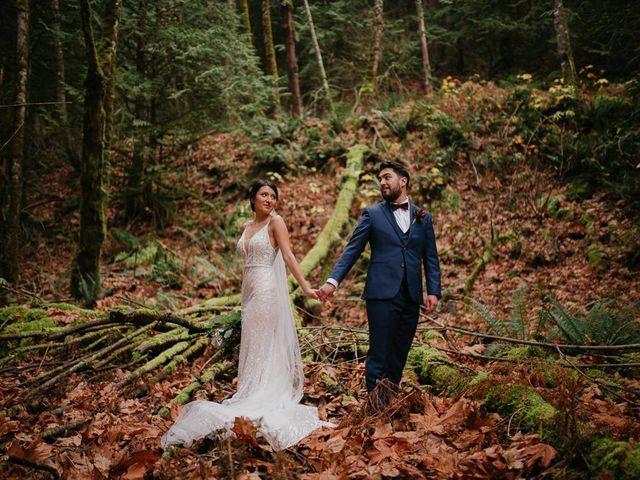Catalina and Garrett's wedding in Hope, British Columbia 32