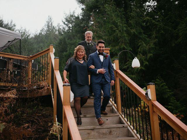 Catalina and Garrett's wedding in Hope, British Columbia 42
