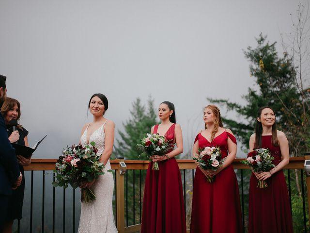 Catalina and Garrett's wedding in Hope, British Columbia 45