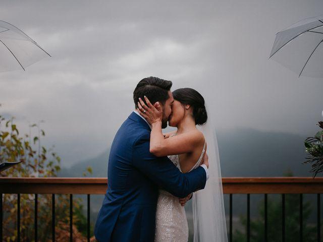 Catalina and Garrett's wedding in Hope, British Columbia 50