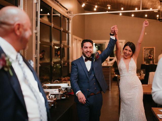 Catalina and Garrett's wedding in Hope, British Columbia 54