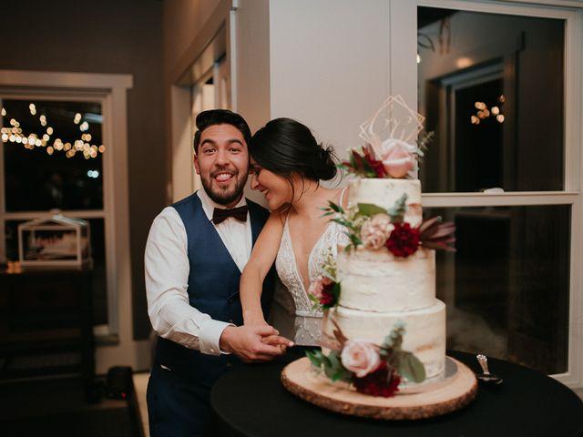 Catalina and Garrett's wedding in Hope, British Columbia 70