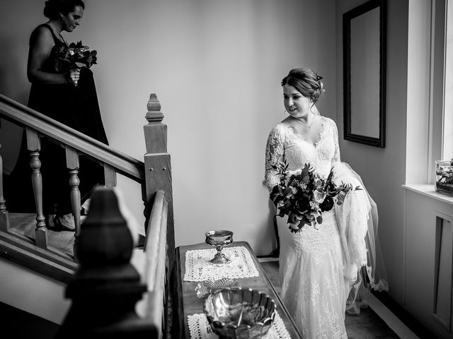 Clayton and Brittany's wedding in Nelson, British Columbia 7