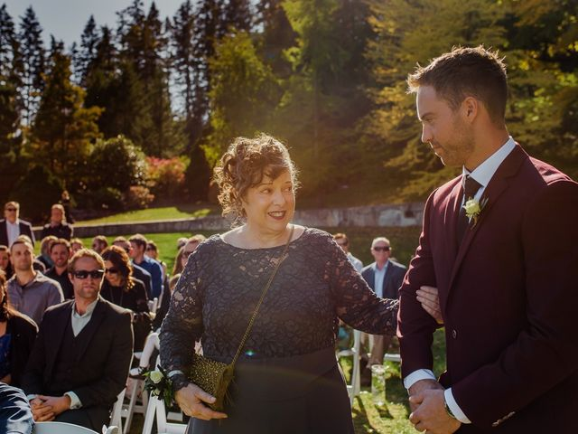 Clayton and Brittany's wedding in Nelson, British Columbia 9