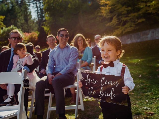Clayton and Brittany's wedding in Nelson, British Columbia 10