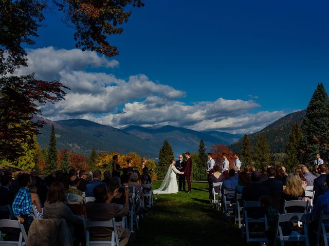 The wedding of Brittany and Clayton