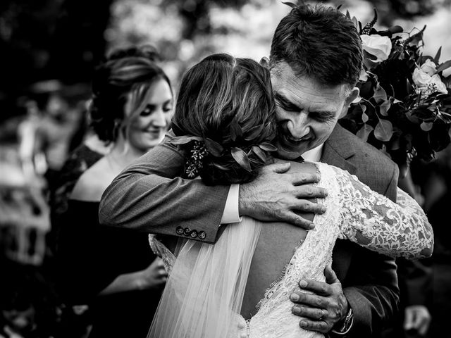 Clayton and Brittany's wedding in Nelson, British Columbia 16