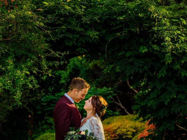 Clayton and Brittany's wedding in Nelson, British Columbia 23