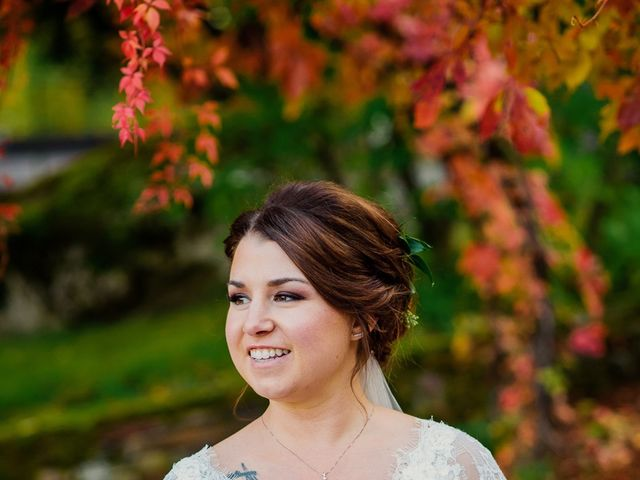 Clayton and Brittany's wedding in Nelson, British Columbia 24