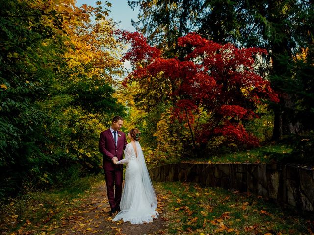 Clayton and Brittany's wedding in Nelson, British Columbia 25