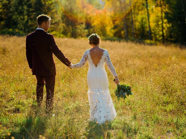 Clayton and Brittany's wedding in Nelson, British Columbia 26