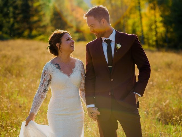 Clayton and Brittany's wedding in Nelson, British Columbia 28