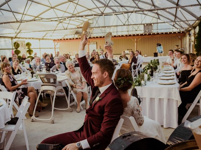 Clayton and Brittany's wedding in Nelson, British Columbia 34
