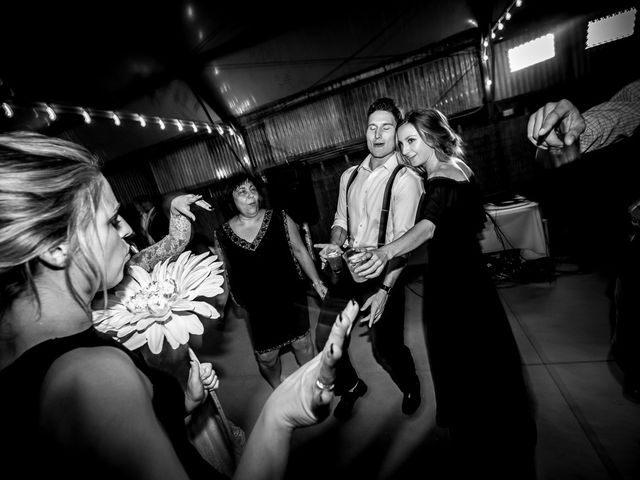 Clayton and Brittany's wedding in Nelson, British Columbia 43