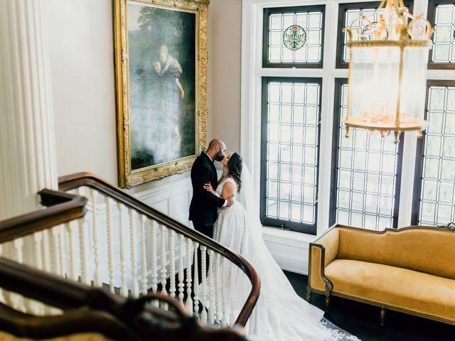 The wedding of Ravi and Mikayla