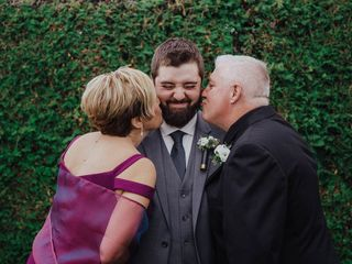 The wedding of Mandie and Brandon 3