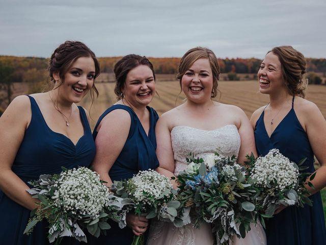 Brandon and Mandie's wedding in Williamstown, Ontario 16