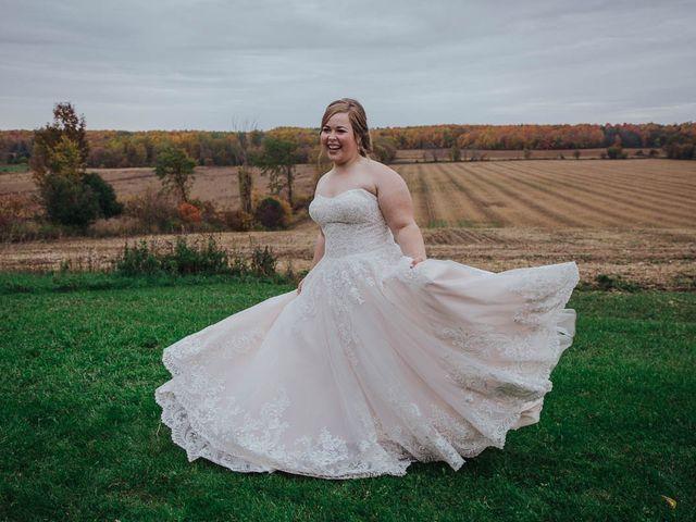 Brandon and Mandie's wedding in Williamstown, Ontario 20