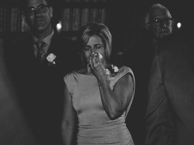 Brandon and Mandie's wedding in Williamstown, Ontario 24
