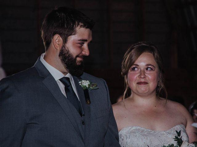 Brandon and Mandie's wedding in Williamstown, Ontario 26