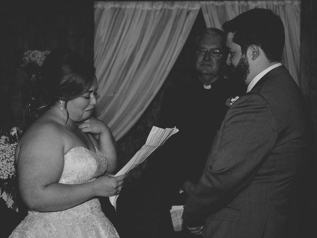 Brandon and Mandie's wedding in Williamstown, Ontario 28