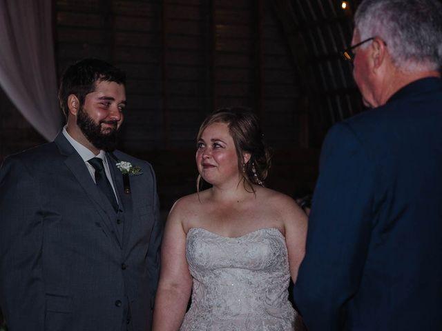 Brandon and Mandie's wedding in Williamstown, Ontario 29