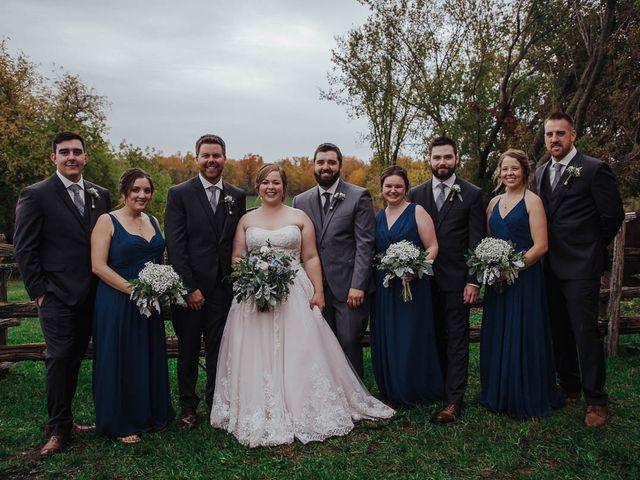 Brandon and Mandie's wedding in Williamstown, Ontario 30