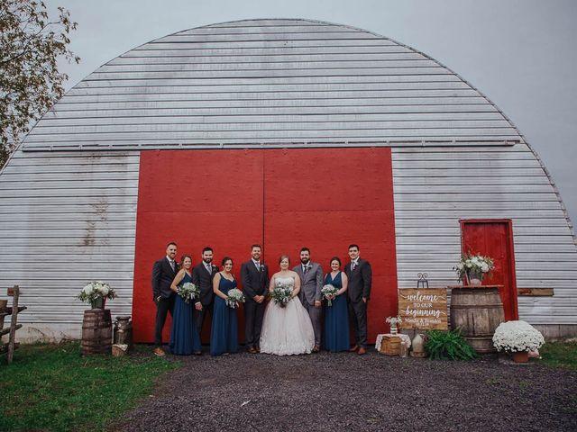 Brandon and Mandie's wedding in Williamstown, Ontario 31