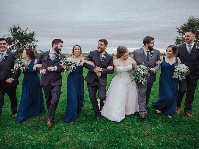 Brandon and Mandie's wedding in Williamstown, Ontario 34