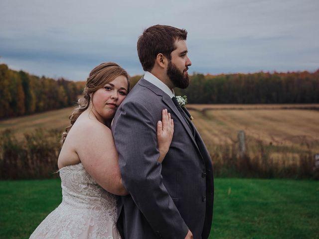 Brandon and Mandie's wedding in Williamstown, Ontario 36