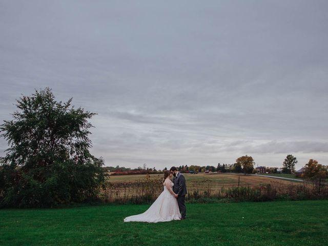 Brandon and Mandie's wedding in Williamstown, Ontario 37