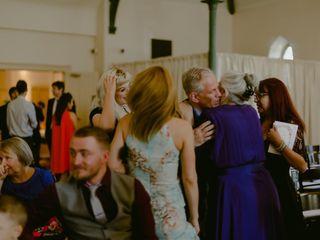 The wedding of Rachel and Mark 1