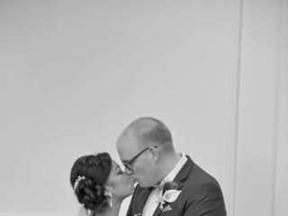 The wedding of Reia and Travis 2