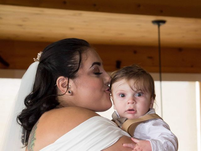 Stephanie and Julie's wedding in Winchester, Ontario 5