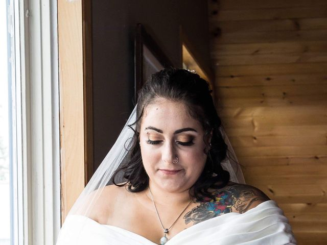 Stephanie and Julie's wedding in Winchester, Ontario 6