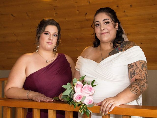 Stephanie and Julie's wedding in Winchester, Ontario 2