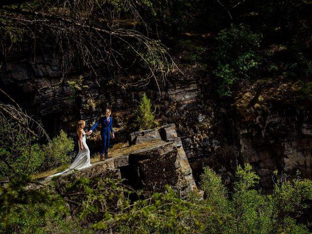 Matt and Erica's wedding in Cranbrook, British Columbia 7