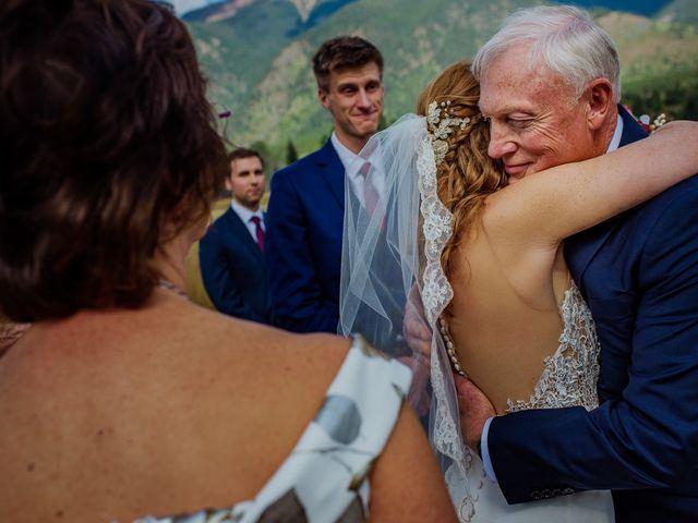 Matt and Erica's wedding in Cranbrook, British Columbia 8