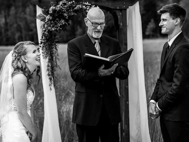 Matt and Erica's wedding in Cranbrook, British Columbia 9