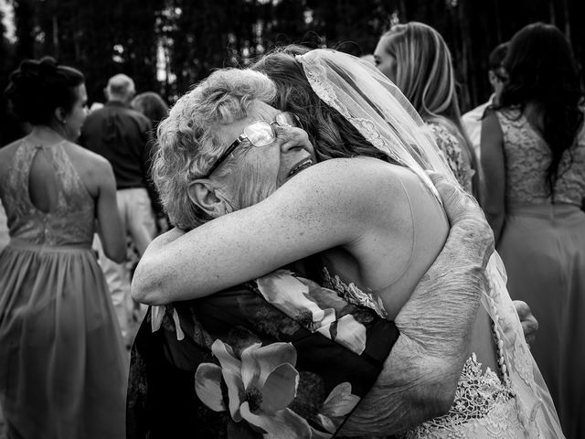 Matt and Erica's wedding in Cranbrook, British Columbia 13