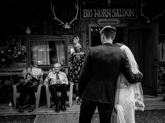 Matt and Erica's wedding in Cranbrook, British Columbia 15
