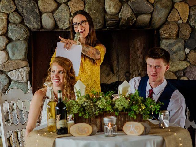 Matt and Erica's wedding in Cranbrook, British Columbia 17