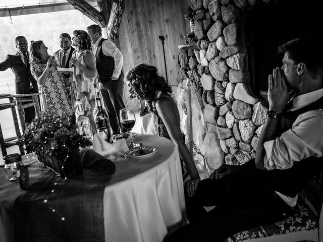 Matt and Erica's wedding in Cranbrook, British Columbia 18