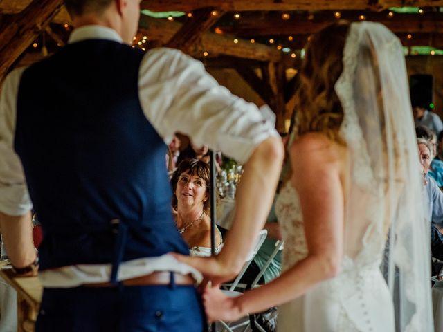 Matt and Erica's wedding in Cranbrook, British Columbia 20