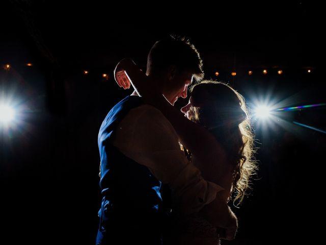 Matt and Erica's wedding in Cranbrook, British Columbia 24