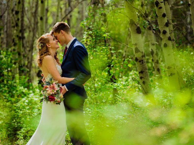 Matt and Erica's wedding in Cranbrook, British Columbia 33