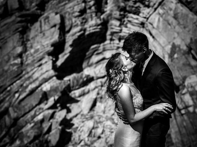 Matt and Erica's wedding in Cranbrook, British Columbia 34