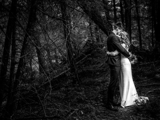 Matt and Erica's wedding in Cranbrook, British Columbia 35