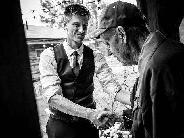 Matt and Erica's wedding in Cranbrook, British Columbia 42